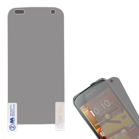 Insten Anti-grease/Clear V2 Screen Protector LCD Film Guard Shield For Kyocera Hydro Icon 6730 ()