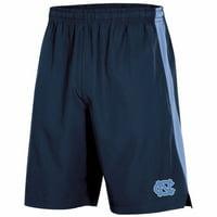Men's Russell Athletic Navy North Carolina Tar Heels Colorblock Training Shorts