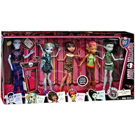 Monster High We Are Monster High Student Disembody Council Doll - Monster High Makeup Set