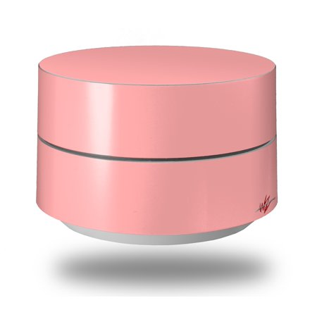 Wii Headphones (Skin Decal Wrap for Google WiFi Original Solids Collection Pink (GOOGLE WIFI NOT INCLUDED) by WraptorSkinz )