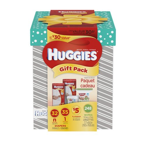 Huggies Little Snugglers Gift Pack