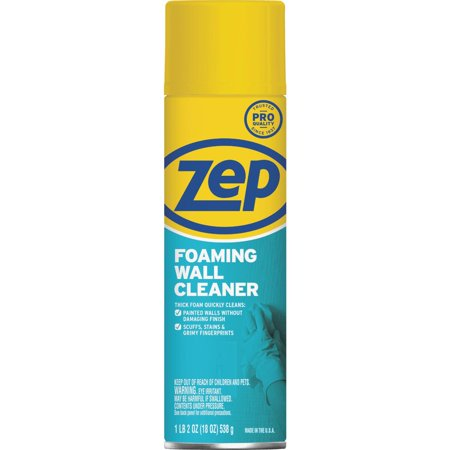 Zep Commercial 18 Oz Foaming Wall Cleaner Zufwc18