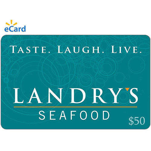 (Email Delivery) Landry's Seafood $50 eGift Card
