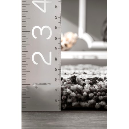- nuLOOM Hand Tufted Classie Shag Area Rug or Runner