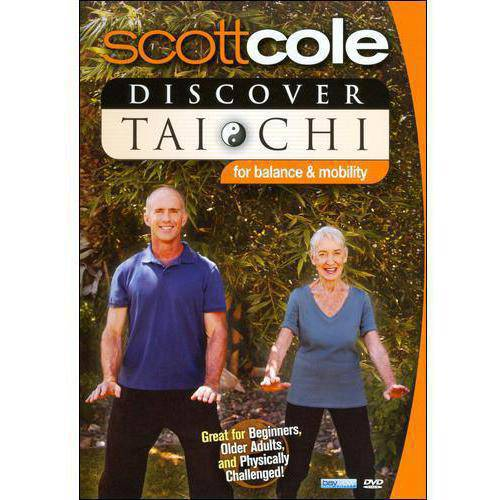 Scott Cole: Discover Tai Chi For Fitness And Mobility (Full Frame)