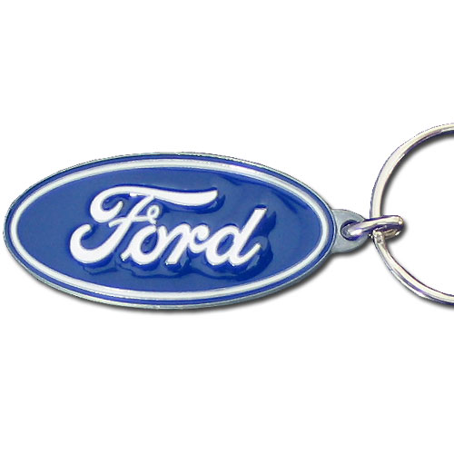 Ford Oval Keychain