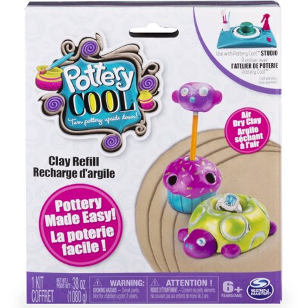 Pottery Cool  Clay Refill