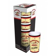 Motorhead Products MH-0017 Tumbler 4 Pack - Bkg