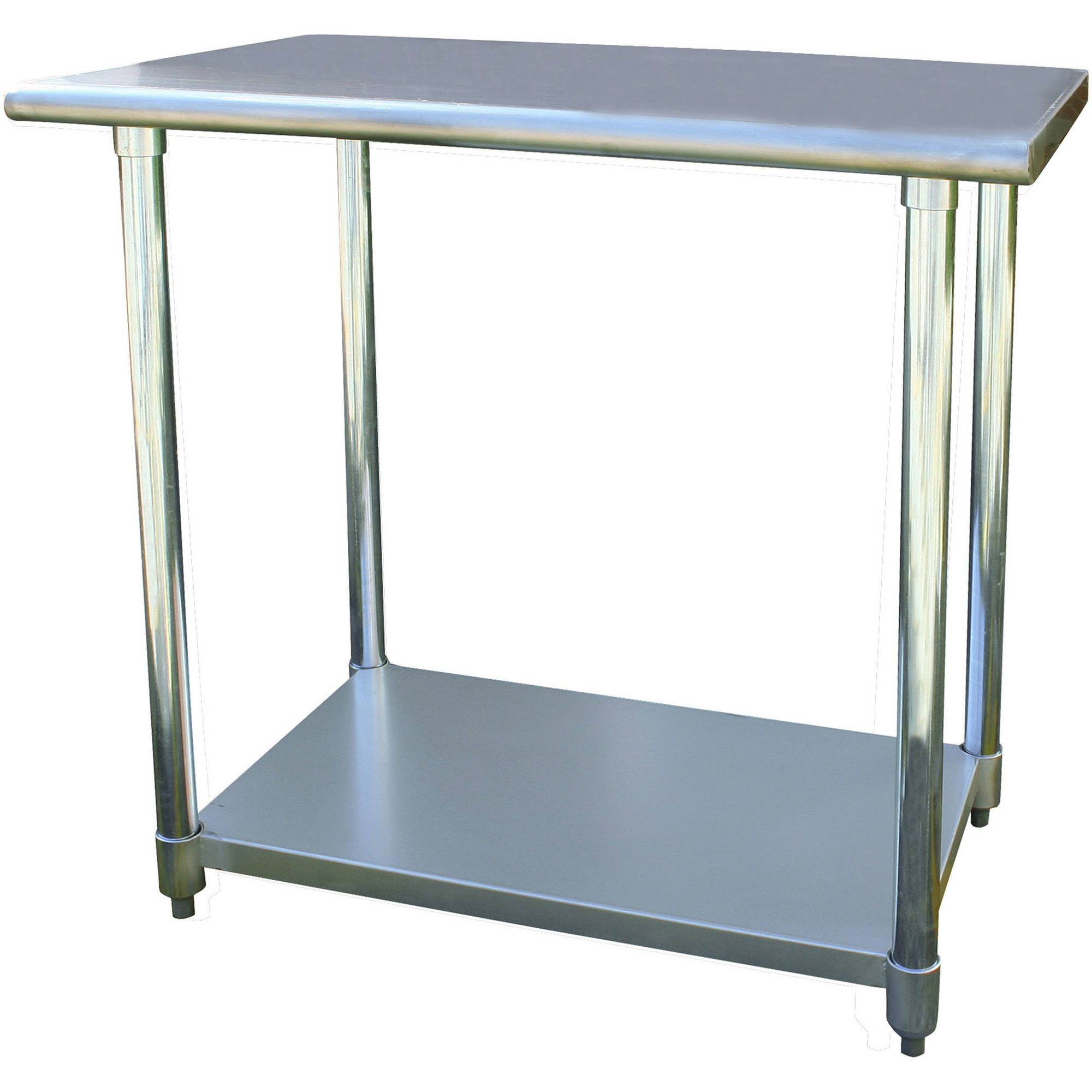 "Sportsman Series Stainless Steel Work Table, 24"" x 36"""