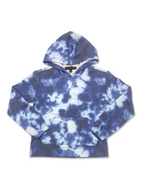 Social Edition Girls 4-16 Novelty Pullover Hoodie