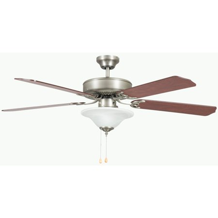 Concord Heritage 52 in. Indoor Ceiling Fan with (Concord Fans Ceiling Lighting)