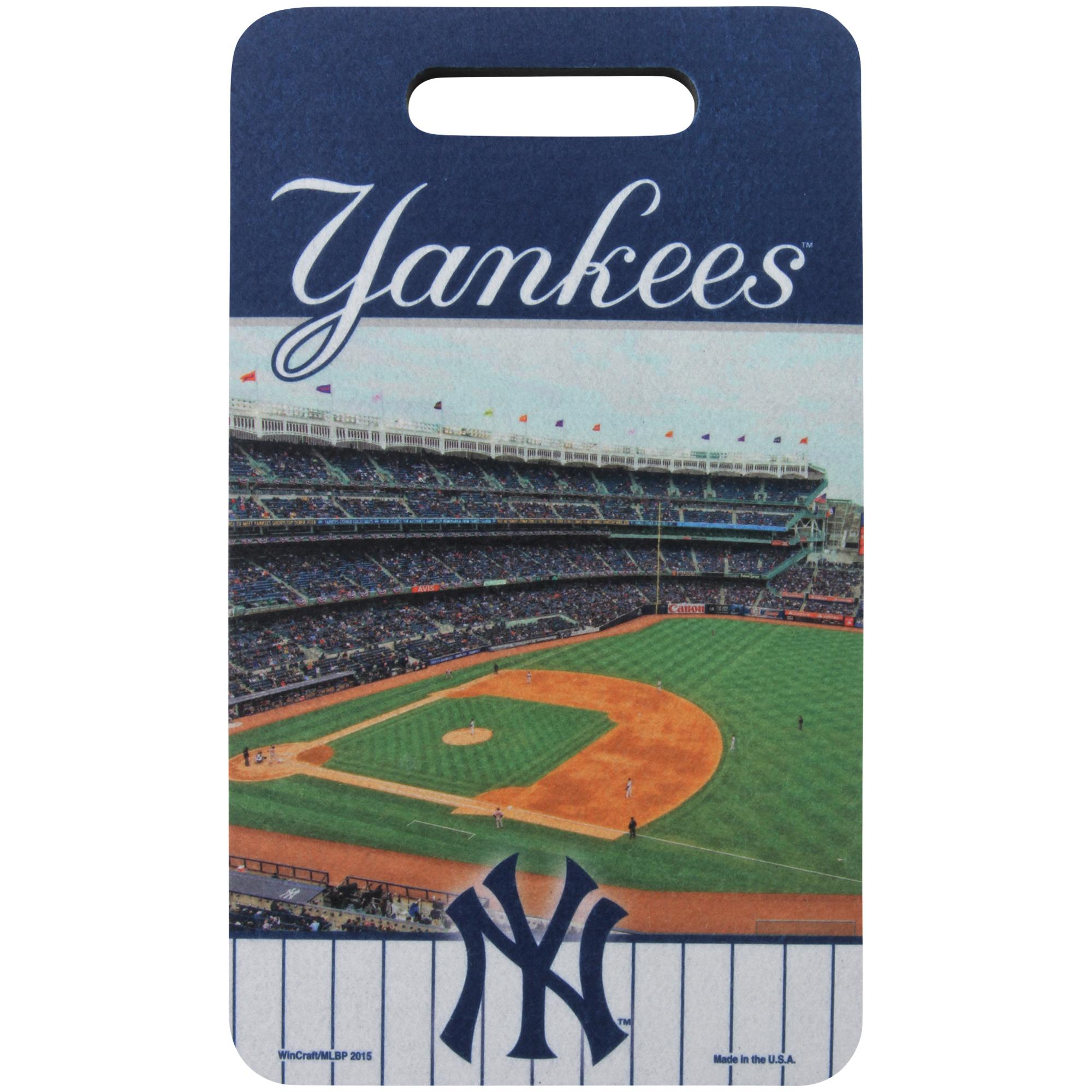 "New York Yankees WinCraft 10"" x 17"" Stadium Seat Cushion - No Size"