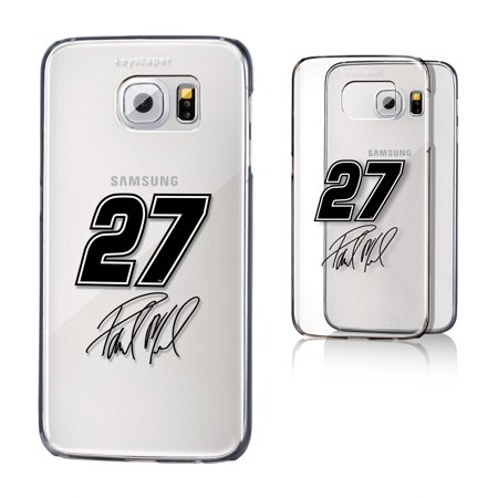 Paul Menard Galaxy S6 Clear Case