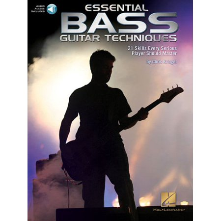 Essential Bass Guitar Techniques