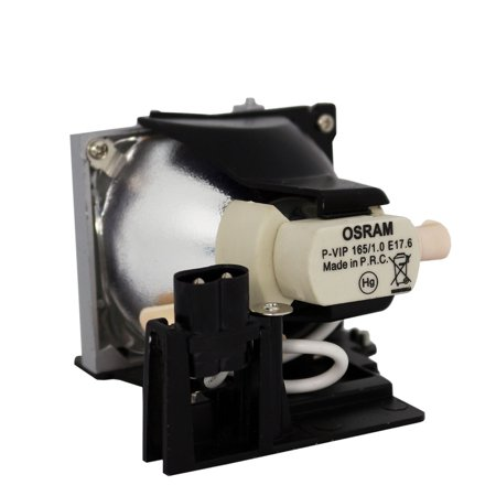 Original Osram Projector Lamp Replacement with Housing for Optoma BL-FP165A - image 2 de 5