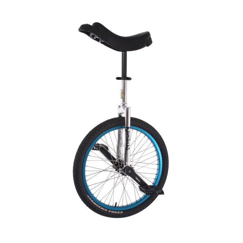 Nimbus II 20 Inch Freestyle Unicycle with ISIS Hub - Blue