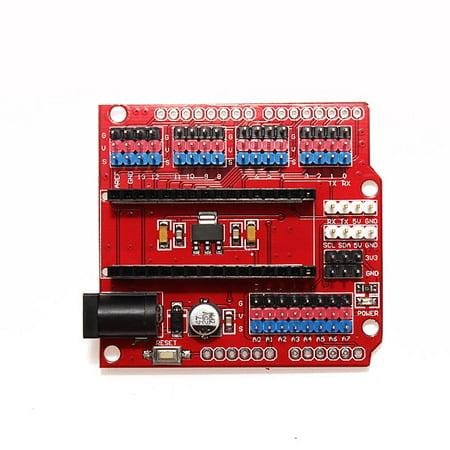 Board Shield - Multi-Function Funduino Nano Shield Nano Sensor Expansion Board