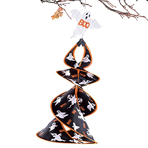 Halloween Ghost Wind Spinner by Collections Etc