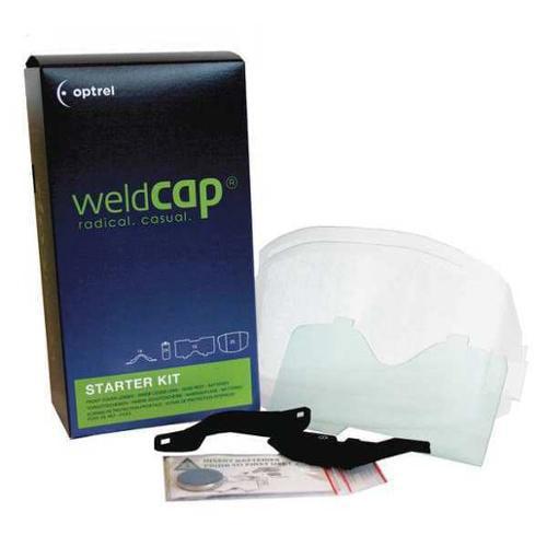 OPTREL 5002.740 Weld Cap Starter Kit,For Mfr No 1008.000 G2481766