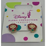 Disney Parks Collection Jewelry The Little Mermaid Ariel Earrings New with Tag