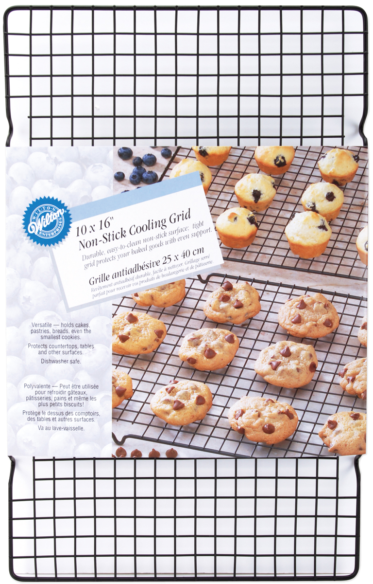 "Non-Stick Cooling Grid-10""X16"" by"