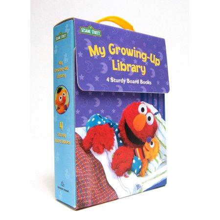 My Growing-Up Library (Sesame Street) - Sesame Street Halloween Book