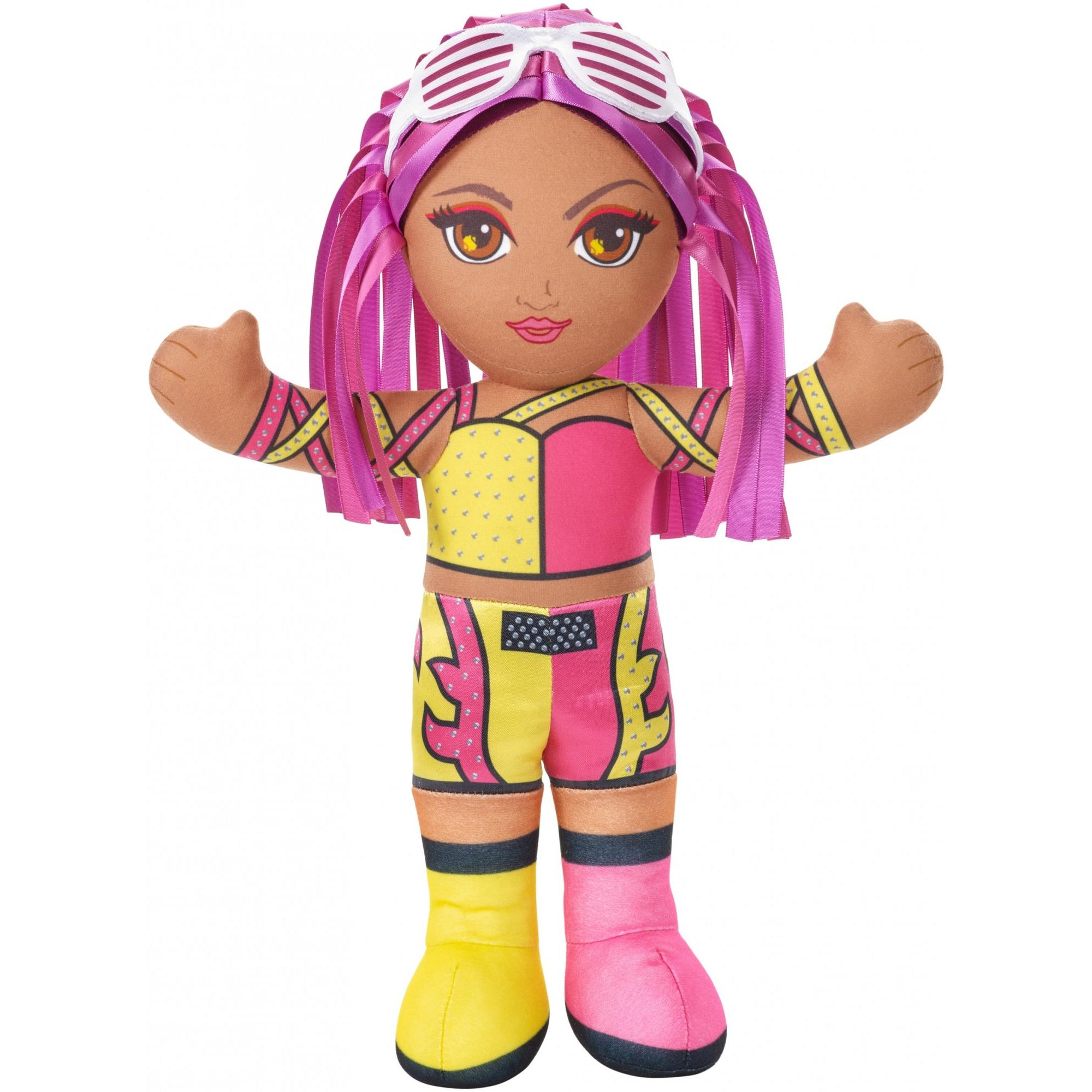 WWE Tag Team Superstars Sasha Banks Doll