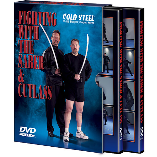 Cold Steel Saber Cutlass DVD by Generic