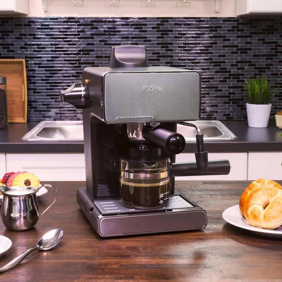 mr coffee espresso machine reviews