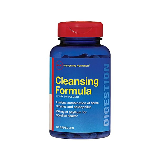 GNC Preventive Nutrition® Cleansing Formula (California
