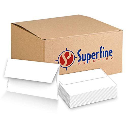 "A2 White Invitation Envelopes (4 3/8"" x 5 3/4"") Fits 4.25 x 5.5 Inch Invitation Photo Wedding Announcement - Bulk Pack of 1000 Envelopes"