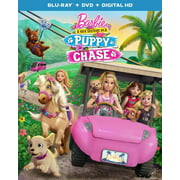 Barbie & Her Sisters in A Puppy Chase (Blu-ray + DVD + Digital Copy) by