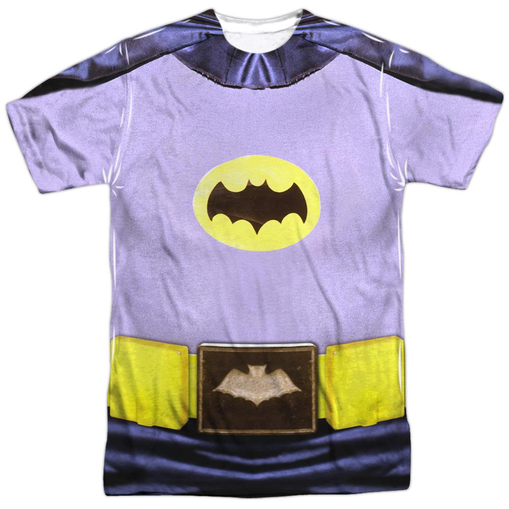 Classic TV Batman Costume Sublimated Men's Shirt