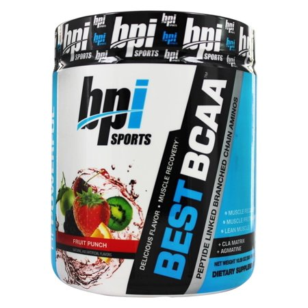 Meilleur BCAA Fruit Punch 1058 Oz