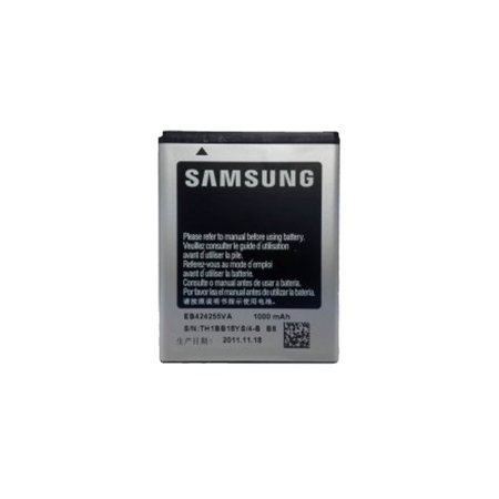 Genuine OEM Samsung Battery EB424255VA 1000mAh Battery for Samsung Flight 2 / Freeform 3, 4, 5 / Gravity 3, Q, Touch, TXT (Non-Retail Packaging)