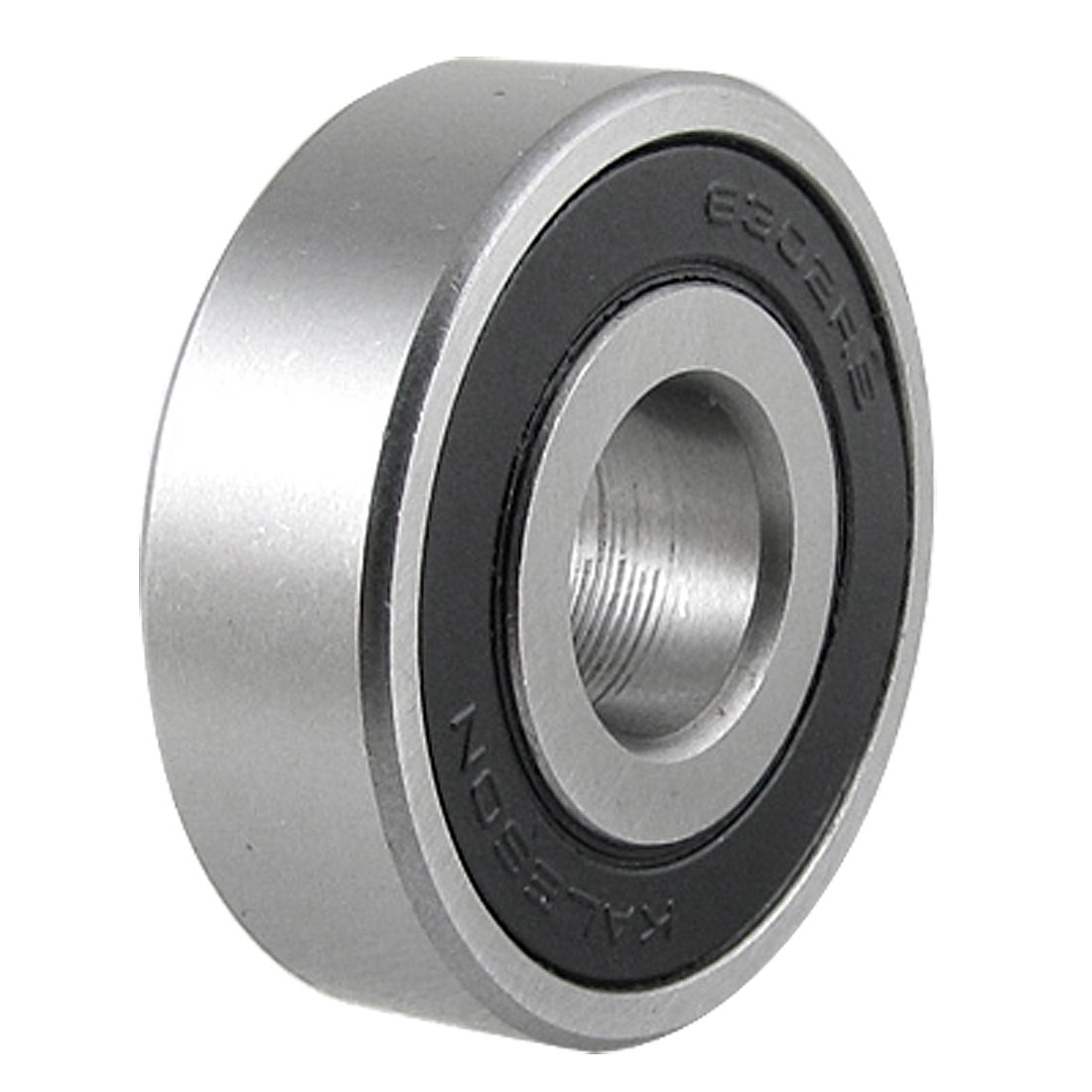 6302RS Single Row Double Sealed 15mm ID 42mm OD Rolling Bearing