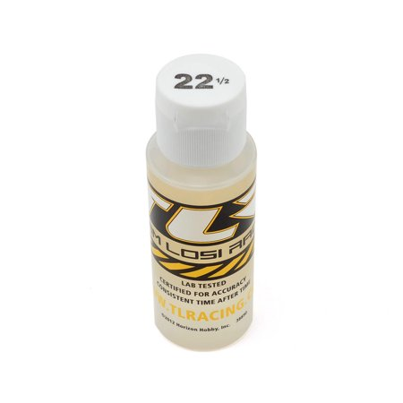 Team Losi Racing Silicone Shock Oil (2oz) - Team Losi Transmission