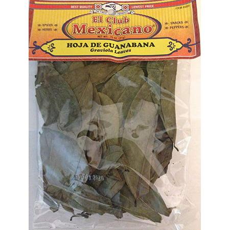 Pure Graviola - Whole Soursop Leaves For Tea Hoja Guanabana