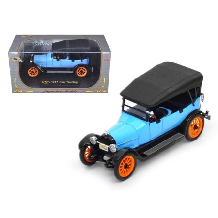 1917 Reo Touring Blue 1/32 Diecast Model Car by Signature Models - image 1 of 1