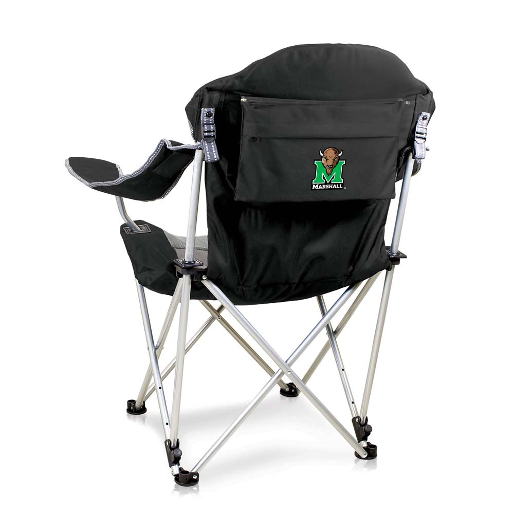 Marshall Reclining Camp Chair (Black)