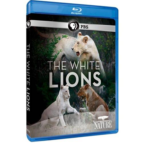 Nature: The White Lions (Blu-ray)