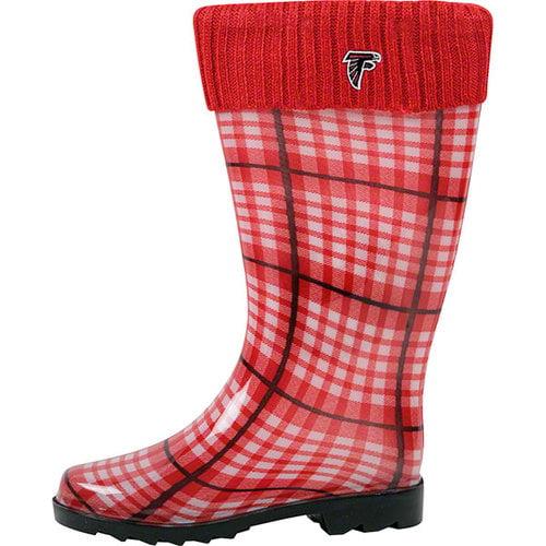 NFL - Atlanta Falcons Women's Rain Boots