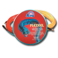 Air Hose Flexeel 3/8In. X 25ft. 1/4In. MPT Blue