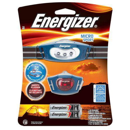 Energizer Ener 3led Micro Sprt Headlight
