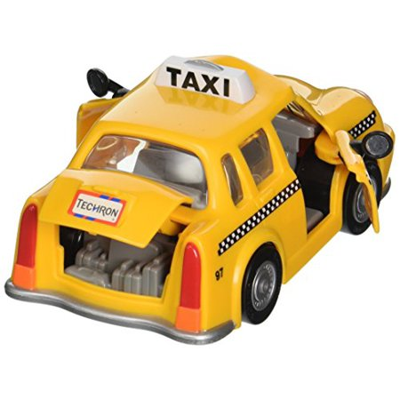 Chevron Cars Retired 1997 Tyler Taxi - image 2 of 2