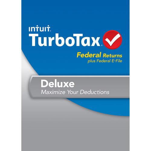 Intuit TurboTax Deluxe 2013 (PC)