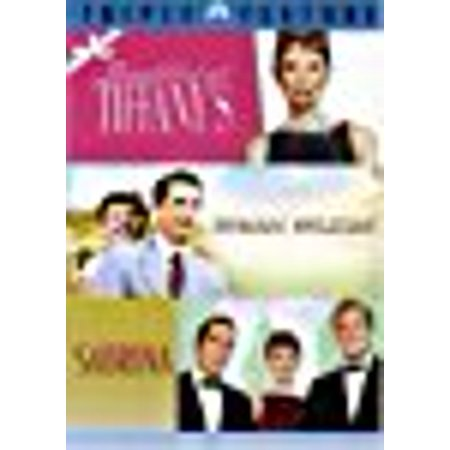 Audrey Hepburn Collection: Breakfast At Tiffany's (Special Collector's Edition) / Roman Holiday / Sabrina (Audrey Hepburn Breakfast)