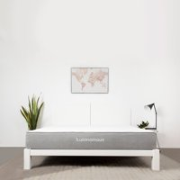 Dreamer Premium Bamboo Charcoal Memory Foam Mattress In Queen Size
