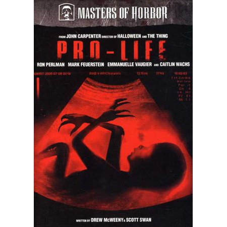 Masters Of Horror  Pro Life