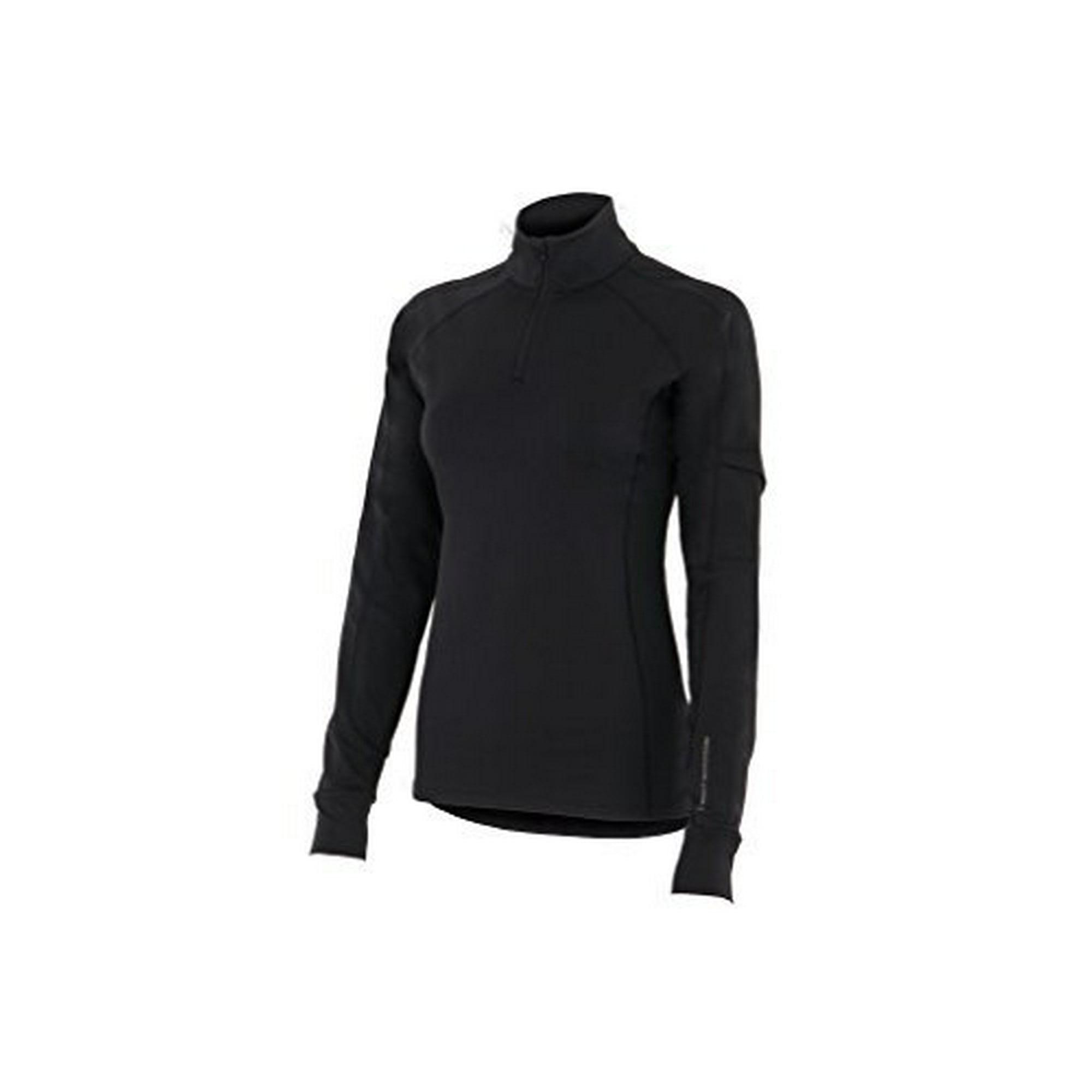 Noble Outfitters Lauren 1 4 Zip Mock Black Walmart Canada